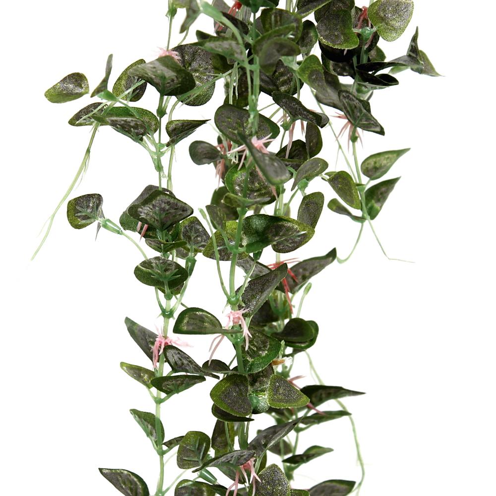 Weinranke grau-grün, 398 Blätter mini, Länge 50cm, Hänger/ TOP Preis !